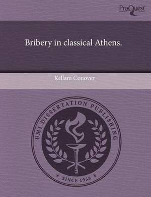 Bribery in Classical Athens