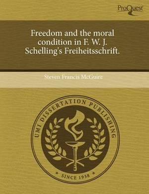 Freedom and the Moral Condition in F