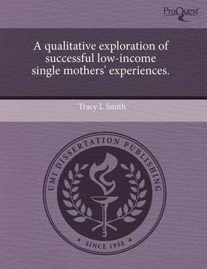 A Qualitative Exploration of Successful Low-Income Single Mothers' Experiences