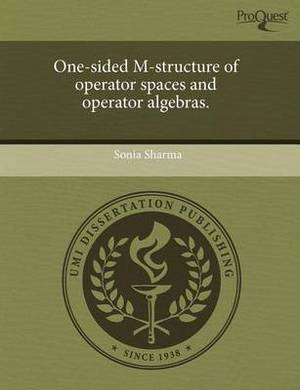 One-Sided M-Structure of Operator Spaces and Operator Algebras