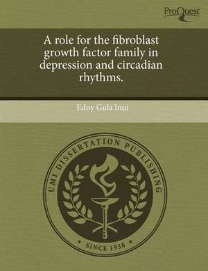 A Role for the Fibroblast Growth Factor Family in Depression and Circadian Rhythms