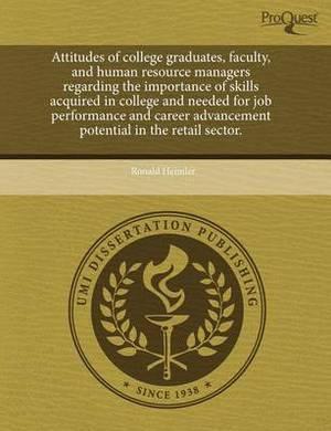 Attitudes of College Graduates