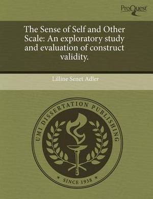 The Sense of Self and Other Scale: An Exploratory Study and Evaluation of Construct Validity