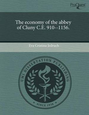The Economy of the Abbey of Cluny C.E