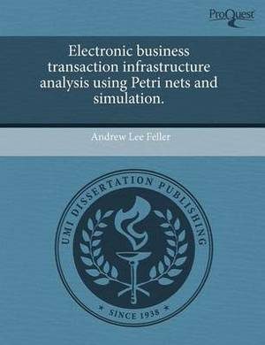 Electronic Business Transaction Infrastructure Analysis Using Petri Nets and Simulation
