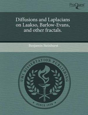 Diffusions and Laplacians on Laakso