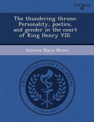 The Thundering Throne: Personality
