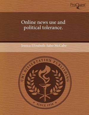 Online News Use and Political Tolerance