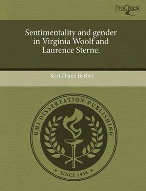 Sentimentality and Gender in Virginia Woolf and Laurence Sterne