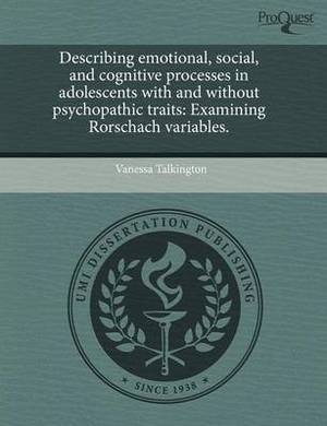 Describing Emotional