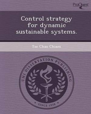 Control Strategy for Dynamic Sustainable Systems
