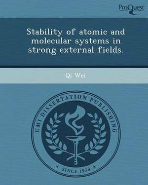 Stability of Atomic and Molecular Systems in Strong External Fields