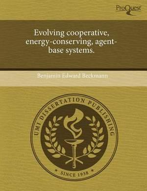 Evolving Cooperative