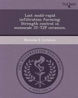 Lost Mold-Rapid Infiltration Forming: Strength Control in Mesoscale 3y-Tzp Ceramics
