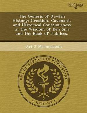 The Genesis of Jewish History: Creation