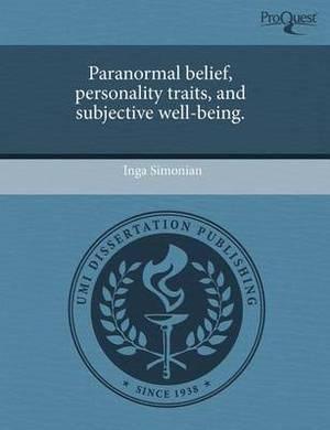 Paranormal Belief