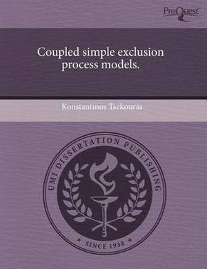 Coupled Simple Exclusion Process Models