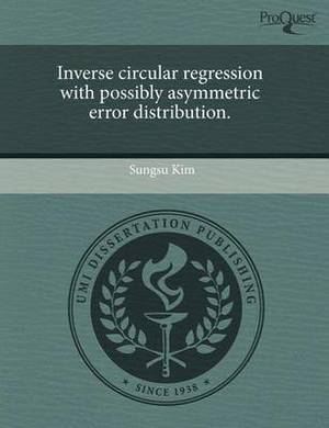 Inverse Circular Regression with Possibly Asymmetric Error Distribution