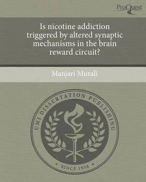 Is Nicotine Addiction Triggered by Altered Synaptic Mechanisms in the Brain Reward Circuit?