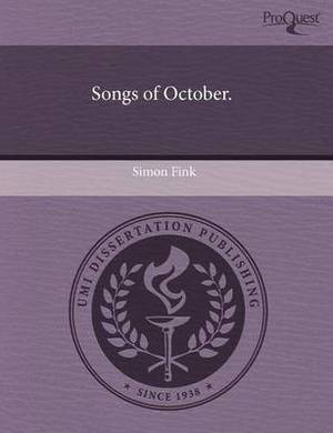Songs of October.