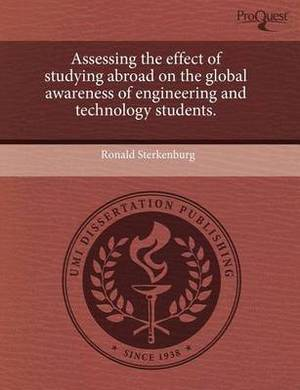 Assessing the Effect of Studying Abroad on the Global Awareness of Engineering and Technology Students