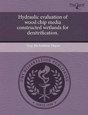 Hydraulic Evaluation of Wood Chip Media Constructed Wetlands for Denitrification
