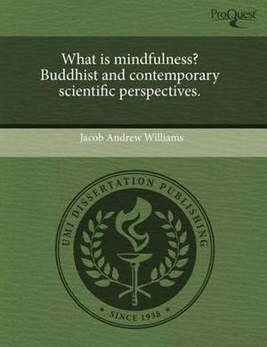 What Is Mindfulness? Buddhist and Contemporary Scientific Perspectives