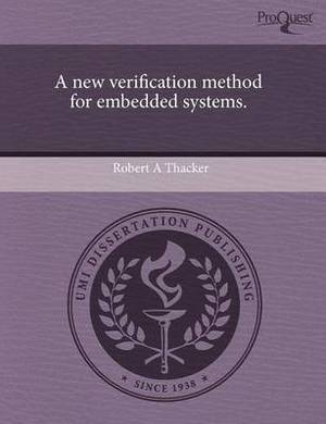 A New Verification Method for Embedded Systems