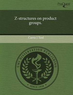 Z-Structures on Product Groups