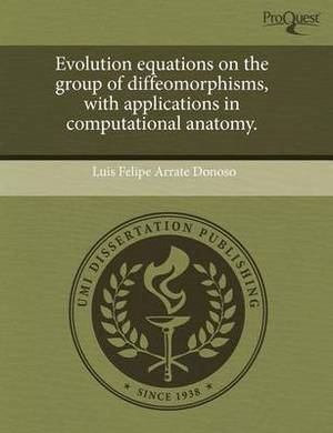 Evolution Equations on the Group of Diffeomorphisms