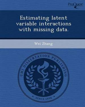 Estimating Latent Variable Interactions with Missing Data