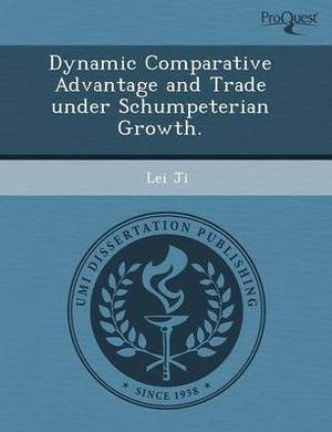 Dynamic Comparative Advantage and Trade Under Schumpeterian Growth