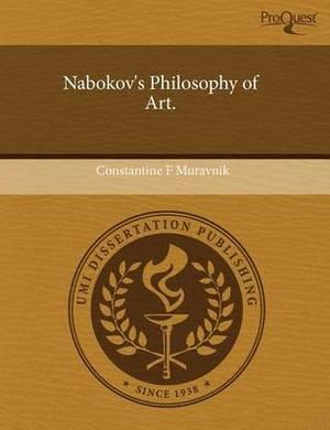 Nabokov's Philosophy of Art