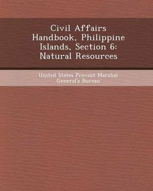 Civil Affairs Handbook, Philippine Islands, Section 6: Natural Resources