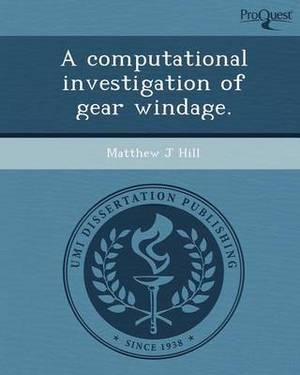 A Computational Investigation of Gear Windage