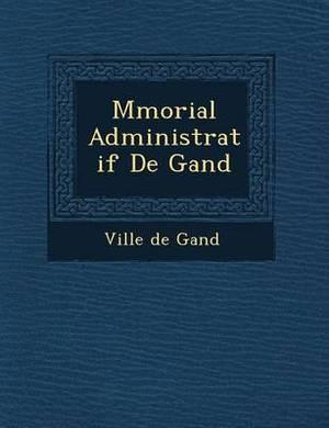 M Morial Administratif de Gand