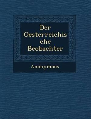 Der Oesterreichische Beobachter