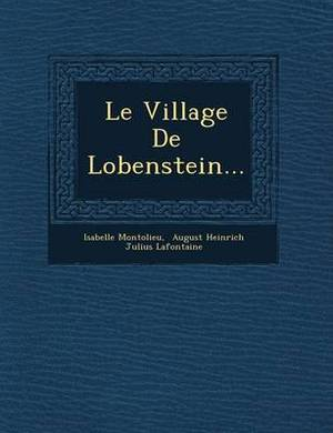 Le Village de Lobenstein...