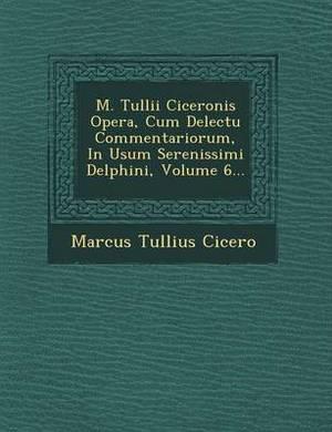 M. Tullii Ciceronis Opera, Cum Delectu Commentariorum, in Usum Serenissimi Delphini, Volume 6...