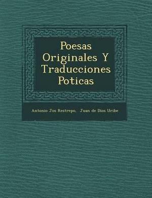 Poes as Originales y Traducciones Po Ticas