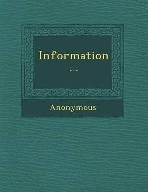 Information...