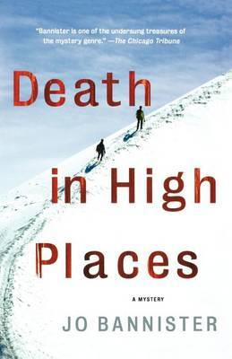 Death in High Places: A Mystery