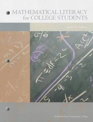 Mathematical Literacy for College Students