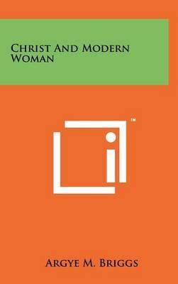 Christ and Modern Woman