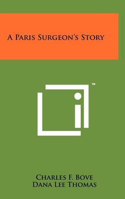 A Paris Surgeon's Story