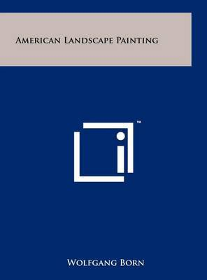 American Landscape Painting
