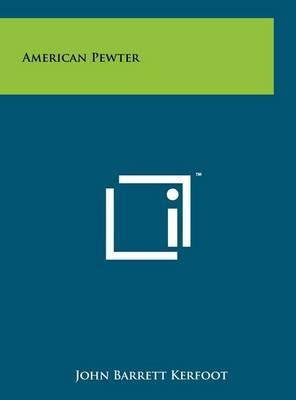American Pewter