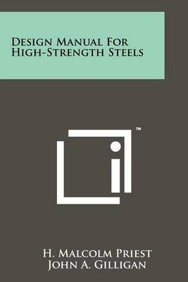 Design Manual for High-Strength Steels