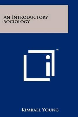An Introductory Sociology
