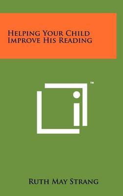 Helping Your Child Improve His Reading
